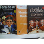 3 Livros Heródoto Barbeiro Crise Comunicação Corporativa 2
