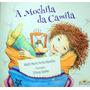 Livro A Mochila Da Camila Frete Grátis