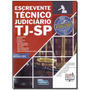 Livro Escrevente Tecnico Judiciario Tj sp