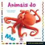Livro Animais Do Mar Massinha Brinde