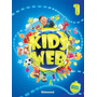 Kids´ Web 1 Livro Do Aluno 2ª Ed Dvd rom Cd. Oferta!