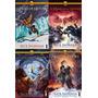 Os Heróis Do Olimpo Do Volume 2 Ao 5 Mar De Monstro
