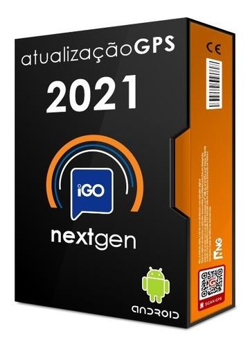Aplicativo Mapa Gps Igo Nextgen Smartphone Celular Motorola Original
