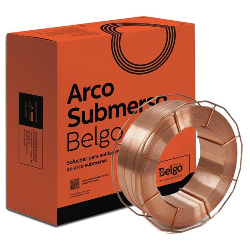 Arame arco submerso em12k 1.20 18kg belgo