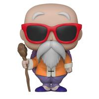 Master Roshi Pop Funko #382 - Dragon Ball Z - Animation