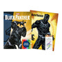 Livro Marvel Kit Diversao Black Panther Pantera Negra