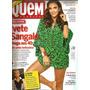 Revista Quem 611/12 Xuxa/ivete/cleo/juliana Paes/marília
