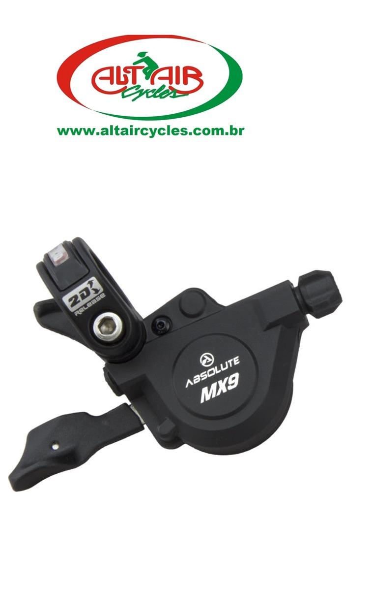 TROCADOR ABSOLUTE MTB MX9 2/3X9V