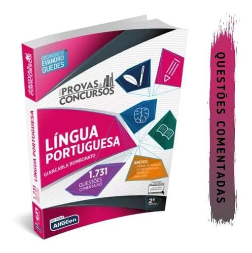 Provas&concursos-1161 Questões Comentadas Língua Portuguesa Original