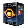 Box Coleção Série Divergente 4 Livros Veronica Roth