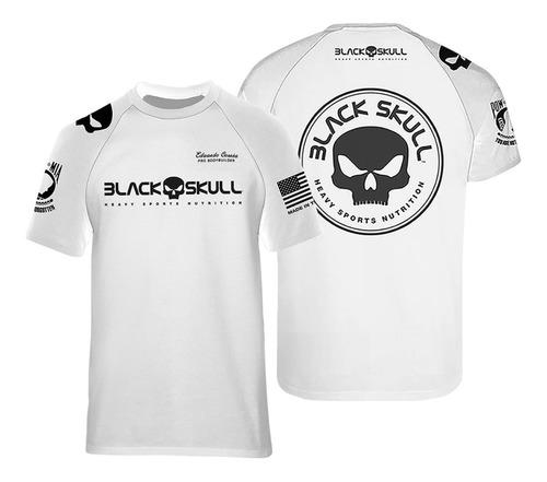 Camiseta Dry Fit - Black Skull -  Com Nf Original