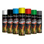 Tinta Spray Todas As Cores 400ml Uso Geral E Automotivo