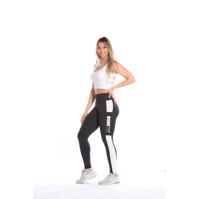 Legging Faixa Retrô Light Plus