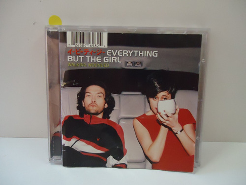 Cd Everything But The Girl - Walking Wounded Original