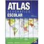 Atlas Geografico Escolar 68 Paginas Todo Livro Novo