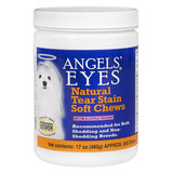 Petiscos removedor de manchas lacrimais cães e gatos Angels Eyes 480g