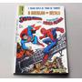 Almanaque Dos Heróis 1977 Super man Vs Homem aranha Ebal