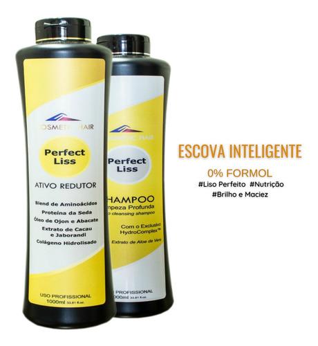 Progressiva 0% Formol Boa Para Cabelos Descoloridos #oferta Original