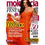 Revista Molde & Cia Festa 30 = Guia Do Vestido C/ 50 Moldes!
