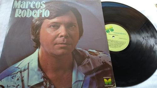 Vinil Marcos Roberto A Partida Lp De 1981 Em Oferta Original