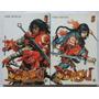 Mangá Dangu 2 Edições N° 4 5 Park Joong ki