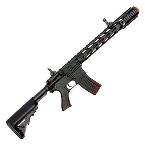 Rifle Airsoft Aeg Eletrica M4a1 Keymod Cm518 Black - Cyma