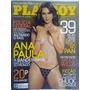 Revista Playboy 386 Jul 2007 Ana Paula Oliveira 18