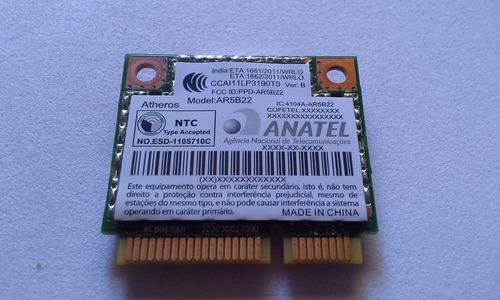 Placa Wi-fi C/ Bluetooth 4.0  Notebook Acer Aspire V5-531 Original