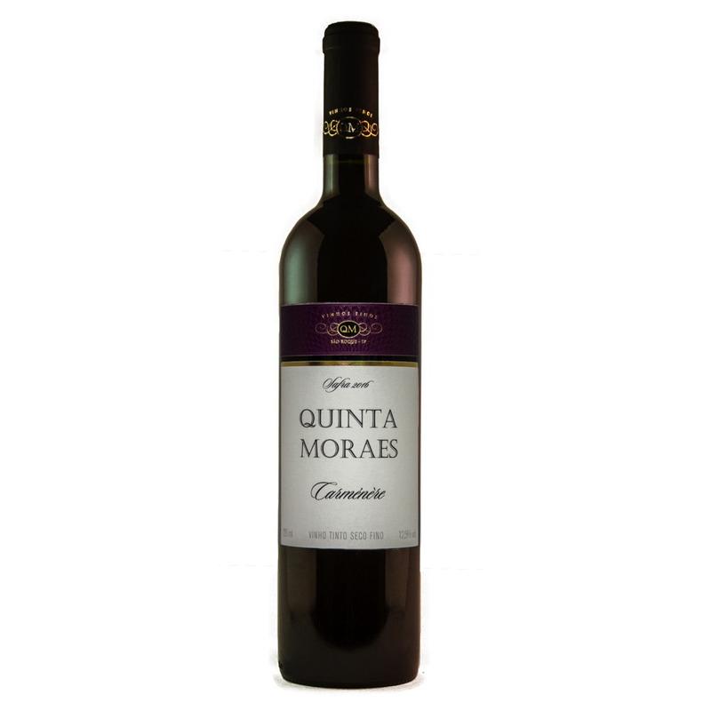 Vinho Fino Carménère 750ml - Quinta Moraes
