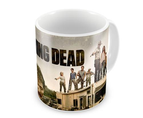 Comprar Caneca de Porcelana The Walking Dead