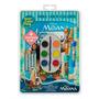 Moana Super Color Pack Ler E Colorir Aquarela Canetinha