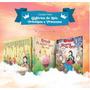 Coleção Folha Reis Príncipes E Princesas C/ Todos 25 Livros
