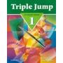 Livro Triple Jump Student Book 1 Derek Strange