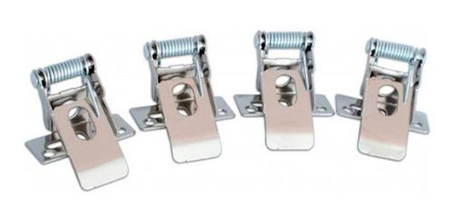 Kit 4 Molas P/embutir Painéis Led(serve Para 4040/3060/6060) Original