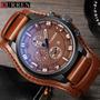 Relógio Curren Masculino Importado Original 8225 Nota Fiscal