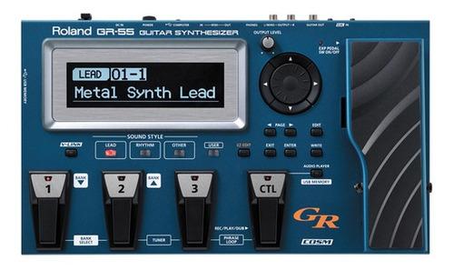 Pedaleira Sintetizador Gr55 Roland Original