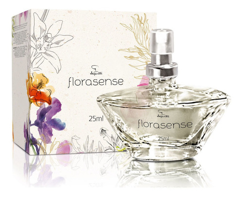 Florasense Desodorante Colônia Feminina Jequiti 25 Ml Original