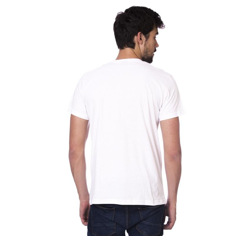 Camiseta Long Island CV Branca