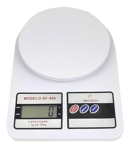 Mini Balança Digital De Precisão 1g À 10kg Cozinha Dieta Original