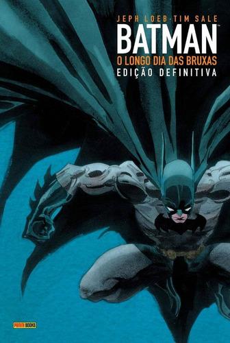 Batman - O Longo Dia Das Bruxas - Edição Definitiva Original