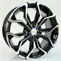 Rodas Chevrolet Celta Cobalt Onix Aro 15 4x100 (jogo) bicos