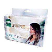 Mascara Higiênica Facial para Estética Profissional Esteticista - Estek