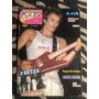 Revista Poster Music Sting Power Station Kiss Motley A ha