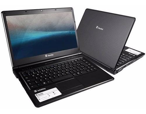 Peças Notebook Itautec Infoway A7520 A7420 **pergunte Original