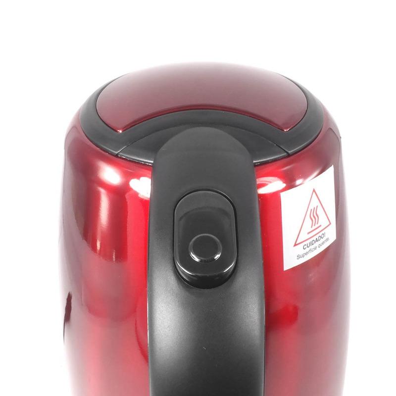 Chaleira Elétrica 1,7 Litros Vermelha Semp CE6017VM1 - 110V