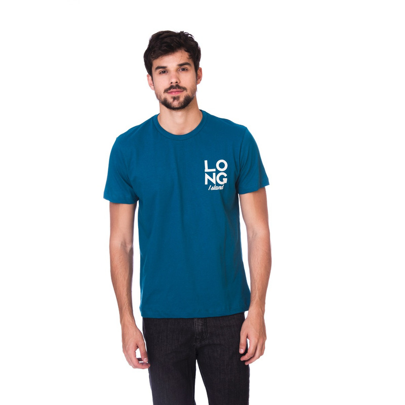 Camiseta Long Island Surf Azul