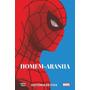 Homem aranha: História De Vida Capa Dura