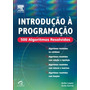 Introdução A Programação 500 Algoritimos Resolvidos