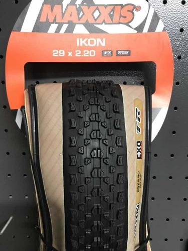 Pneu Maxxis Ikon 2.20 Skinwall Tubeless Ready Exo Protection Original