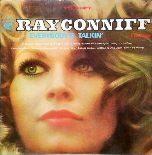 Ray Conniff Lp 1970 Everybody's Talkin' 15516 Original